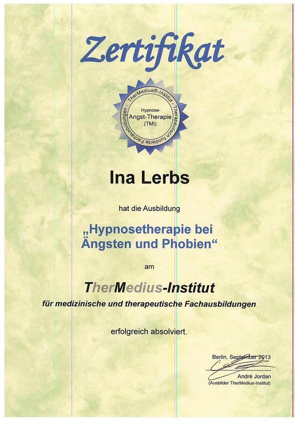 Hypnosetherapie bei Ängsten und Phobien