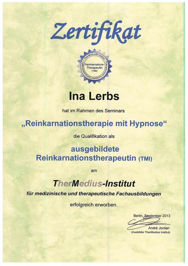 Reinkarnationstherapie mit Hypnose